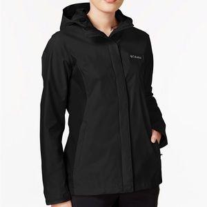 Columbia Omni-Tech Rain Coat